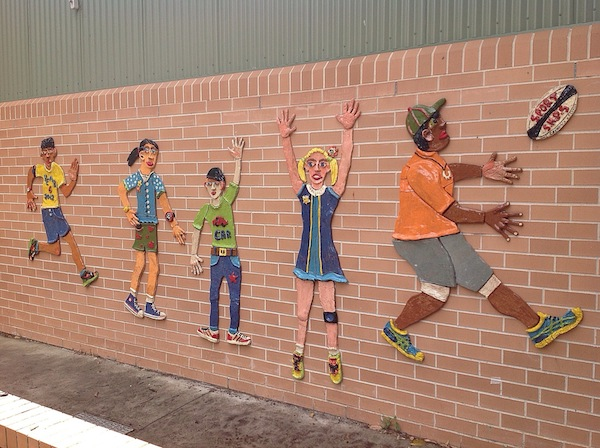 Summer Hill Public School Yr 6 2012